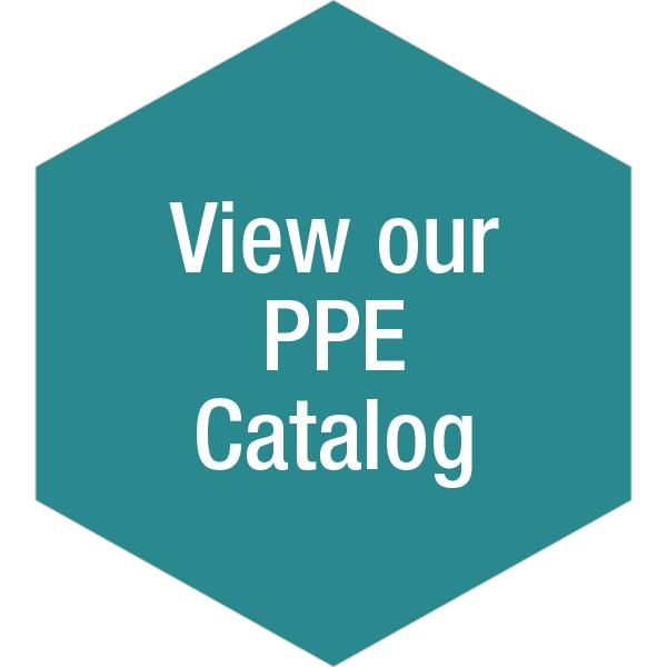 View Our PPE Catalog - Click Here